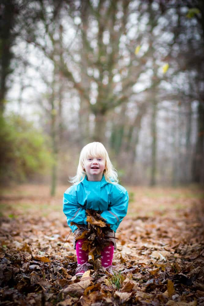 Kinderfotograf Chemnitz im Herbst